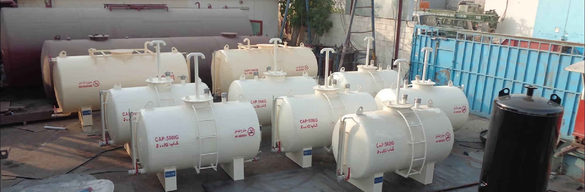 Cochin Steel, Steel Tanks, Tank Manufacturers in UAE
