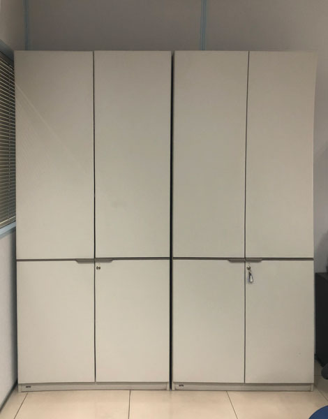 Office cabinets and lockers